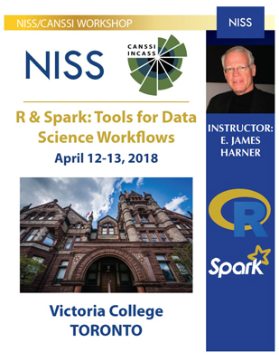 R and Spark: Tools for Data Science Course