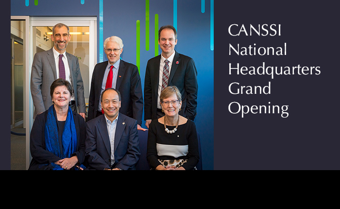 CANSSI National Headquarters Grand Opening