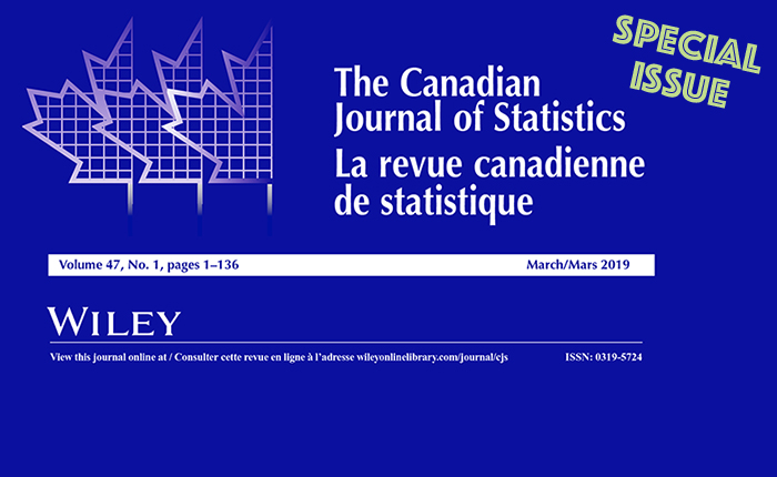 Canadian Journal of Statistics 2019 Special Issue