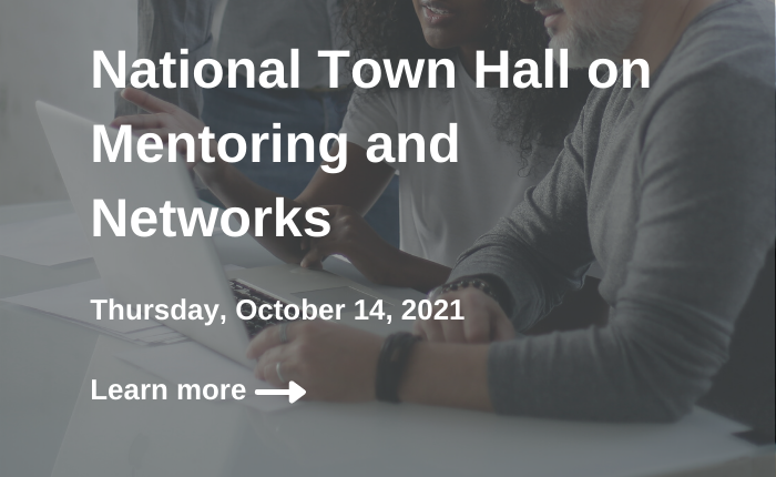 CANSSI National Town Hall on Mentoring and Networks